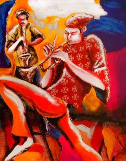 Harmonizer  2002 Limited Edition Print - Marcus Glenn