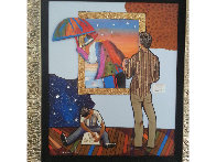 Art Inspired By Life 2010 Embellished  Limited Edition Print by Marcus Glenn - 1