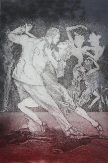 Tango I 2009 Limited Edition Print by Alfred Gockel