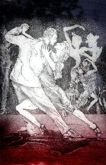 Tango I 2009 Limited Edition Print - Alfred Gockel