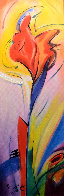 Iris of Color 2006 Embellished Limited Edition Print by Alfred Gockel - 0