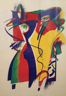 Untitled 1997 29x23 Limited Edition Print - Alfred Gockel