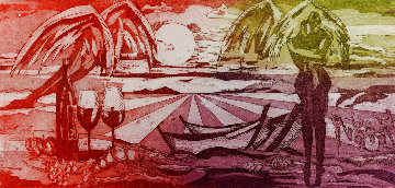 My Paradise 2013 Limited Edition Print - Alfred Gockel