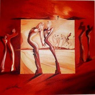 Dali Vision 2006 Limited Edition Print - Alfred Gockel