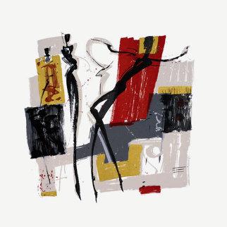 Dance of Feelings Limited Edition Print by Alfred Gockel
