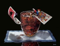 Jack And Coke 2004 Limited Edition Print by Michael Godard - 0