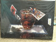 Jack And Coke 2004 Limited Edition Print by Michael Godard - 1