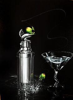 Marlin Martini 2004 Limited Edition Print - Michael Godard