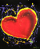 Hearts of Hope 30x24 Original Painting by Michael Godard - 0