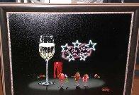 Champagne Shopper 2004 Limited Edition Print by Michael Godard - 1