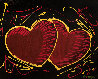 Hearts of Hope 2017 24x30 Original Painting by Michael Godard - 0