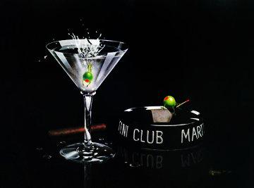 Martini Club 2004 Limited Edition Print by Michael Godard