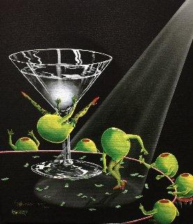 Dirty Martini 2 2003 Limited Edition Print by Michael Godard
