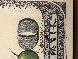 $100 Bill Full House Limited Edition Print by Michael Godard - 1