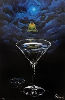 Zen Martini 2004 Limited Edition Print by Michael Godard