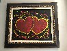 Hearts of Hope 2018  41x33 Original Painting by Michael Godard - 2