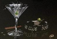Martini Club 2009 Limited Edition Print by Michael Godard - 0