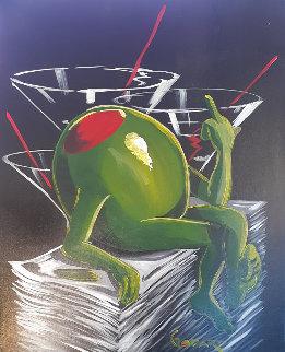 #1 2006 36x24 Original Painting by Michael Godard