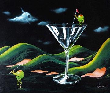 Liquid Hazard  Limited Edition Print - Michael Godard