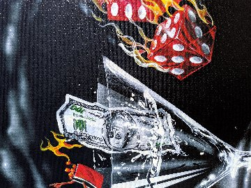 Strike It Rich Limited Edition Print by Michael Godard