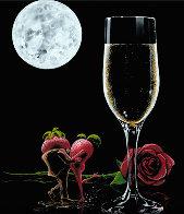 Sparkling Romance 2015 Limited Edition Print by Michael Godard - 0