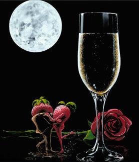 Sparkling Romance 2015 Limited Edition Print by Michael Godard