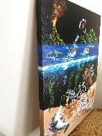 Sand Bar 2 Embellished Limited Edition Print by Michael Godard - 2