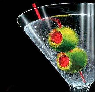 Classic Martini 2003 Limited Edition Print - Michael Godard