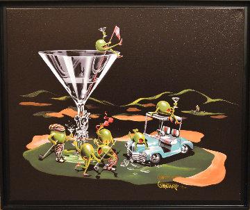 19th Hole Limited Edition Print - Michael Godard