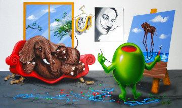 Dali - ME Edition Huge 30x50 Limited Edition Print - Michael Godard