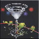 Dirty Martini 2003 Limited Edition Print by Michael Godard - 0