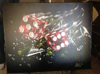 Shattered Roll 2005 Limited Edition Print by Michael Godard - 2