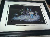 Seven Heavenly Chards 2007 Limited Edition Print by Michael Godard - 1