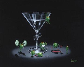 Liquid Diet 2004  Limited Edition Print by Michael Godard