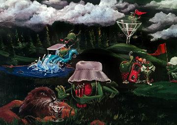 Caddy Shack 2007 Limited Edition Print - Michael Godard