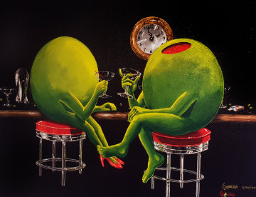 Last Call - Hector / Lupe Limited Edition Print by Michael Godard