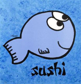 Sushi Limited Edition Print - Todd Goldman