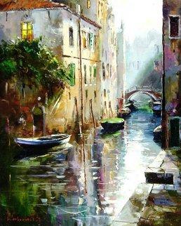 Deep Silence of Venice 2007 Limited Edition Print - Gleb Goloubetski