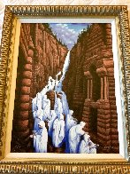 Carved in Stone Limited Edition Print by Rob Gonsalves - 1
