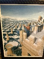 Chess Master Limited Edition Print by Rob Gonsalves - 4