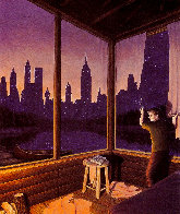 Change of Scenery Limited Edition Print by Rob Gonsalves - 0