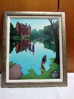 Still Waters 2002 Limited Edition Print by Rob Gonsalves - 1