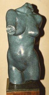 Torso in Motion Bronze Sculpture 31 in Sculpture by Glenna Goodacre