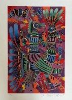 Untitled Lithograph  1985 Limited Edition Print by Yuri Gorbachev - 1