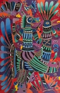 Untitled Lithograph  1985 Limited Edition Print by Yuri Gorbachev