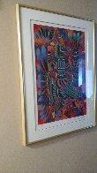 Untitled Lithograph  1985 Limited Edition Print by Yuri Gorbachev - 2
