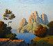Seascape Evening 2007 28x32 Original Painting by Evgeni Gordiets - 0