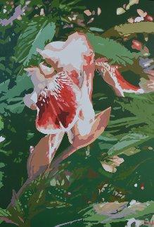 Study in Intimacy, Painting 2 2017 47x32 Huge Original Painting - Gordon Carter