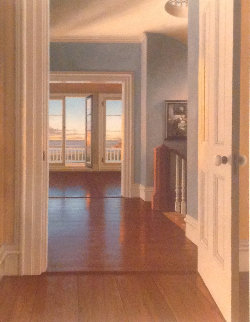 Still Waters AP Limited Edition Print - Edward Gordon