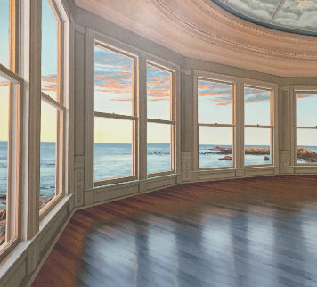 Ballroom Embellished 2007 Limited Edition Print - Edward Gordon